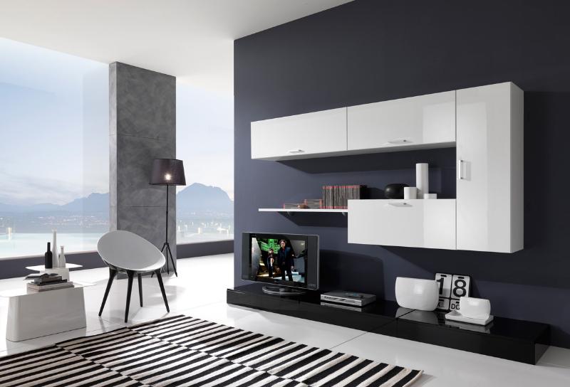 Soggiorni moderni d 39 agostino il bazar dell 39 arredamento - Arredamenti moderni casa ...